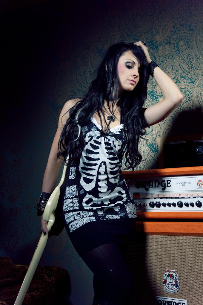 Emily Anne Ellis | Rockin Bones Clothing