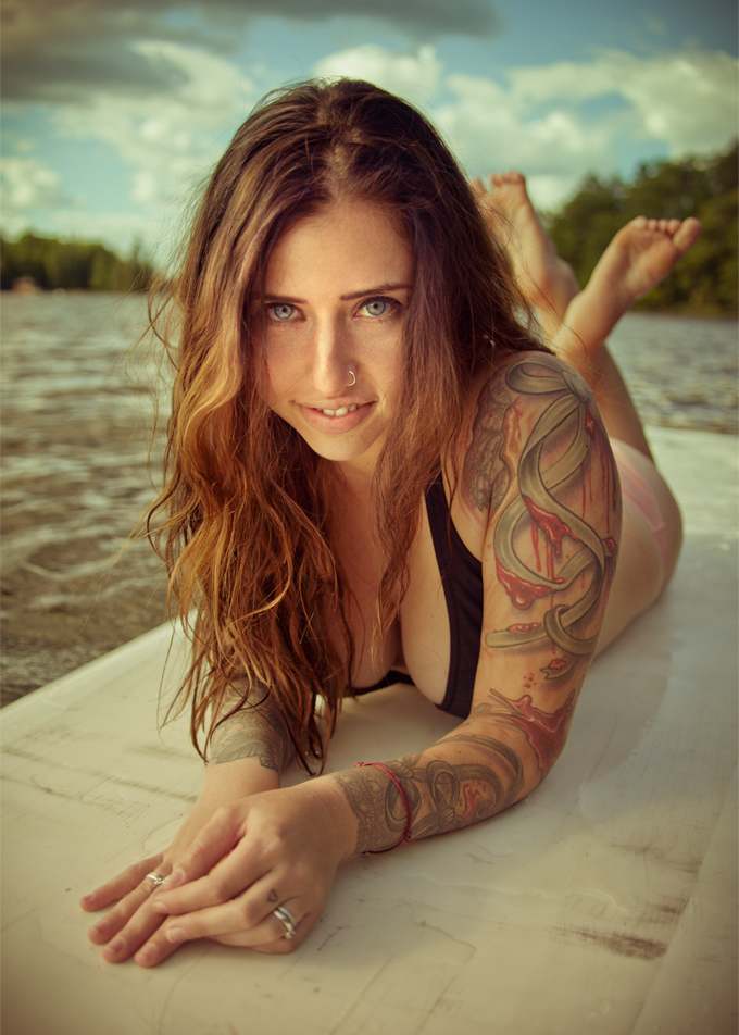Sash Suicide | Surfer Girl